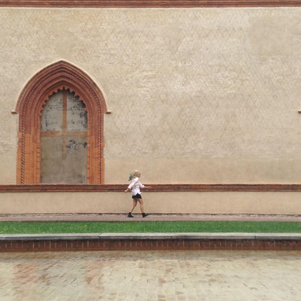 Castello Sforzesco, blog.Tianakai