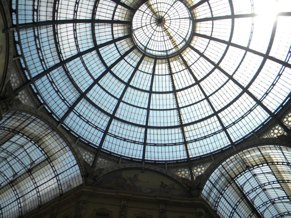 Galleria Vittorio Emanuele roof, Questa Dolce Vita