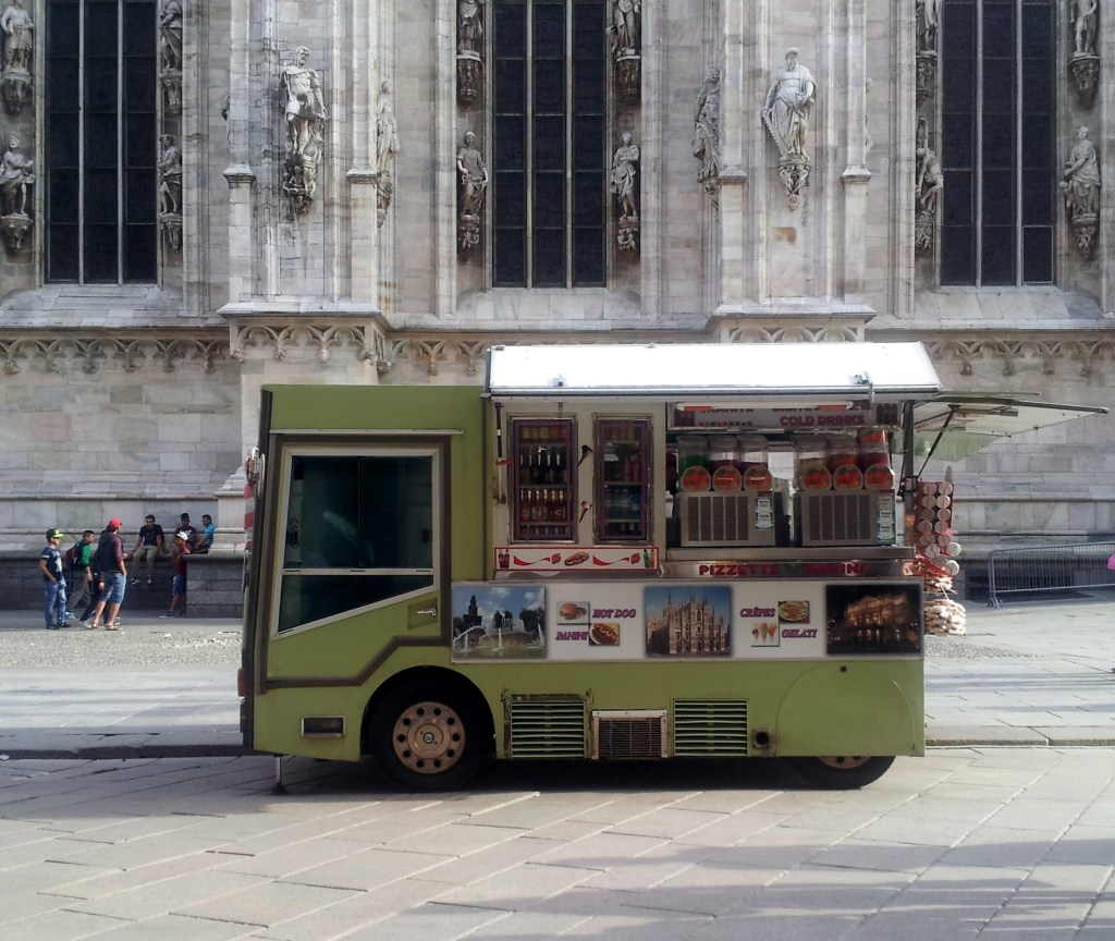Gelato on the Move, Europe Diaries
