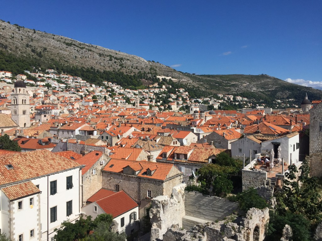 Croatia (or: How I Found Myself on a Yoga Retreat)