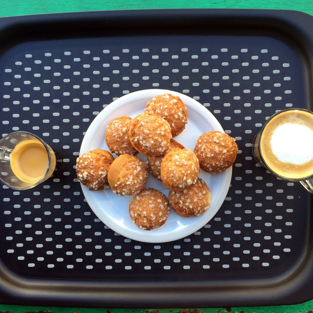 Chouquettes, Ms. Adventures in Italy, by Sara Rosso