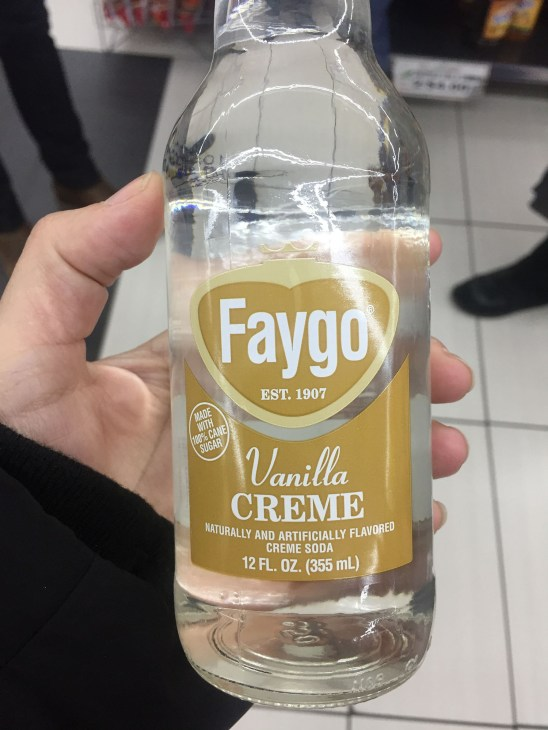 Faygo, Detroit local, Ms. Adventures in Italy, by Sara Rosso
