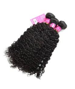 Curly Wave Hair Bundles Virgin Human Hair 4