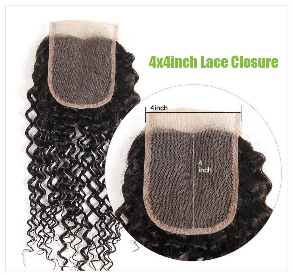curly weave lace closure 7