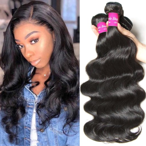 Body Wave Hair Bundles Indian Virgin Hair