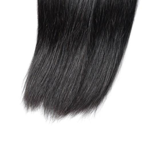 Straight Human Hair Weave 10