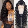Loose Deep Hair Human Hair Wigs 1