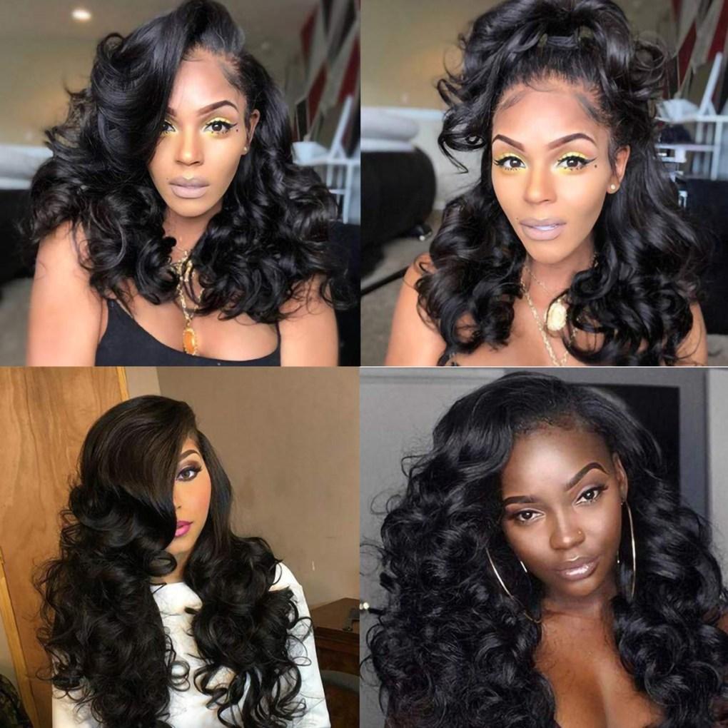 Loose Wave 4x4 Lace Closure Wig