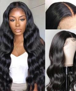 Body Wave 5x5 Lace Closure Wigs