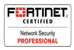 Fortinet Certified Network Security Professional