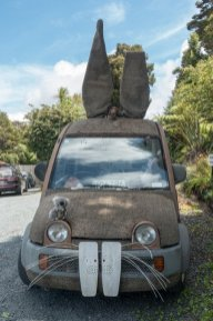 Ma voiture lapin