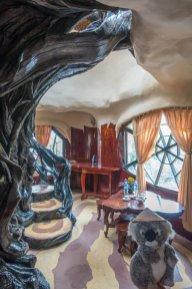 Elle est pas belle ma crazy room !?