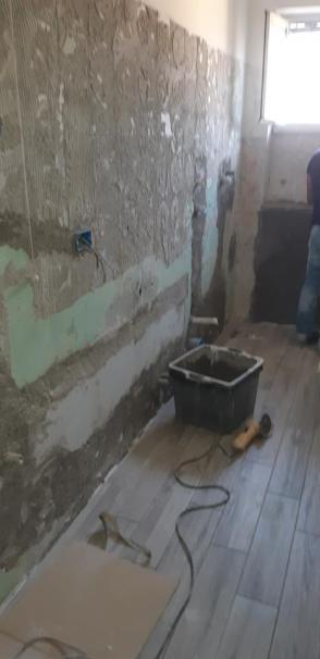 Bagno lavori fondo AMSB Casa