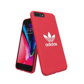 adidas Originals adicolor Moulded Case iPhone 8 Plus Red