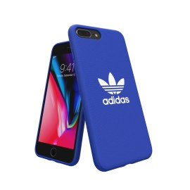 adidas Originals adicolor Moulded Case iPhone 8 Plus Blue