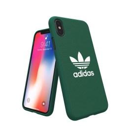 adidas Originals adicolor Moulded Case iPhone X Green