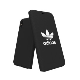 adidas Originals adicolor Booklet Case iPhone X Black