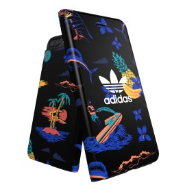adidas Originals Beach Booklet case iPhone 8 Plus Black