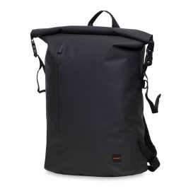 KNOMO Cronwell Backpack 15 Rolltop Black