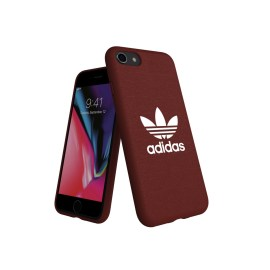 adidas Originals adicolor Moulded Case iPhone 8 Maroon
