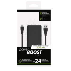 mophie power BOOST Black