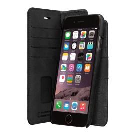 bugatti 2in1 Booklet Case iPhone 7 BERLIN Black