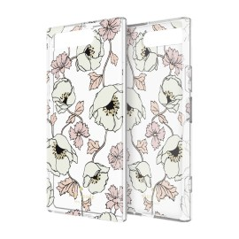 [docomo Select] Kate Spade Protective Hardshell for XPERIA XZ1 Dreamy Floral Cream/Rose