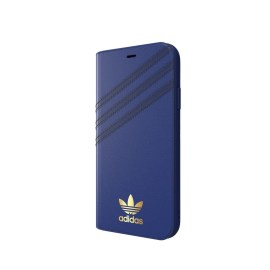 [au+1 Collection Select] adidas Originals SAMBA Book Case iPhone XS night indigo