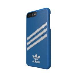 【取扱終了製品】adidas Originals Moulded Case iPhone 7 Plus Blue/White