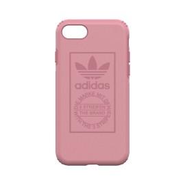 【取扱終了製品】adidas Originals TPU Hard Cover iPhone 8 Tactile Rose