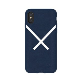 【取扱終了製品】adidas Originals XBYO Moulded Case iPhone X Collegiate Navy