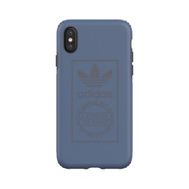 adidas Originals TPU Hard Cover iPhone X Utility Blue