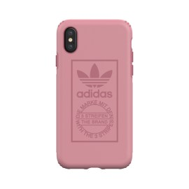 adidas Originals TPU Hard Cover iPhone X Tactile Rose