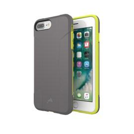 adidas Performance Solo Case iPhone 8 Plus Solar Yellow
