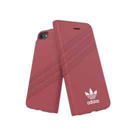 adidas Originals Booklet Case GAZELLE iPhone 8 Pink