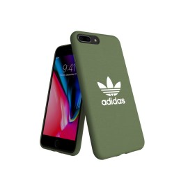 adidas Originals adicolor Moulded Case iPhone 8 Plus Trace Green