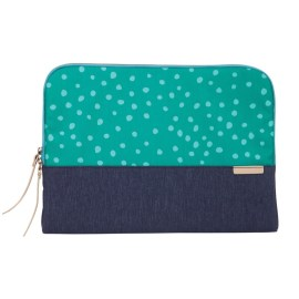 【取扱終了製品】STM grace sleeve 15 teal dot/night sky