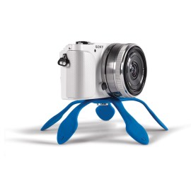 miggo Splat Flexible Tripod Blue