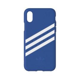 [docomo Select] adidas Originals iPhone X ブルー