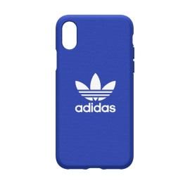[au+1 Collection Select] adidas Originals adicolor Case iPhone X Blue