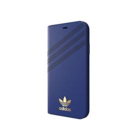 [au+1 Collection Select] adidas Originals SAMBA Book Case iPhone XS night indigo