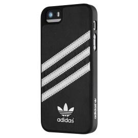 【取扱終了製品】adidas Originals Moulded Case iPhone SE Black/Silver
