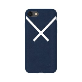 【取扱終了製品】adidas Originals XBYO Moulded Case iPhone 8 Collegiate Navy