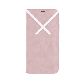 adidas Originals XBYO Booklet Case iPhone X Blanch Purple