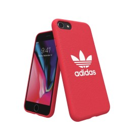 adidas Originals adicolor Moulded Case iPhone 8 Red