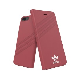 adidas Originals Booklet Case GAZELLE iPhone 8 Plus Pink