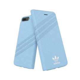 adidas Originals Booklet Case GAZELLE iPhone 8 Plus Blue