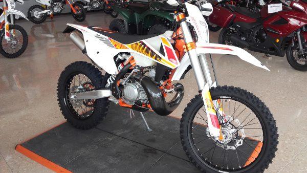 KTM 300 EXC SPAIN