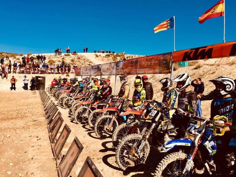 Resumen XIX Motocross Internacional Crevillent