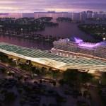 MSC Crociere Svela il Progetto Del Terminal a Miami